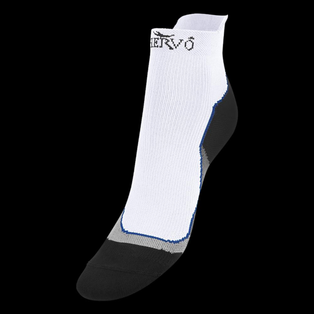 freigestellte produktfotografie mode weiße socke für onlineshop