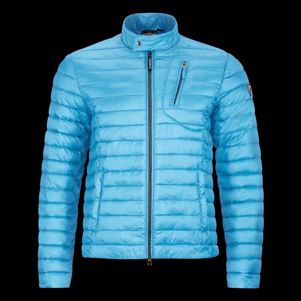 freigestellte produktfotografie herren mode blaue jacke für onlineshop