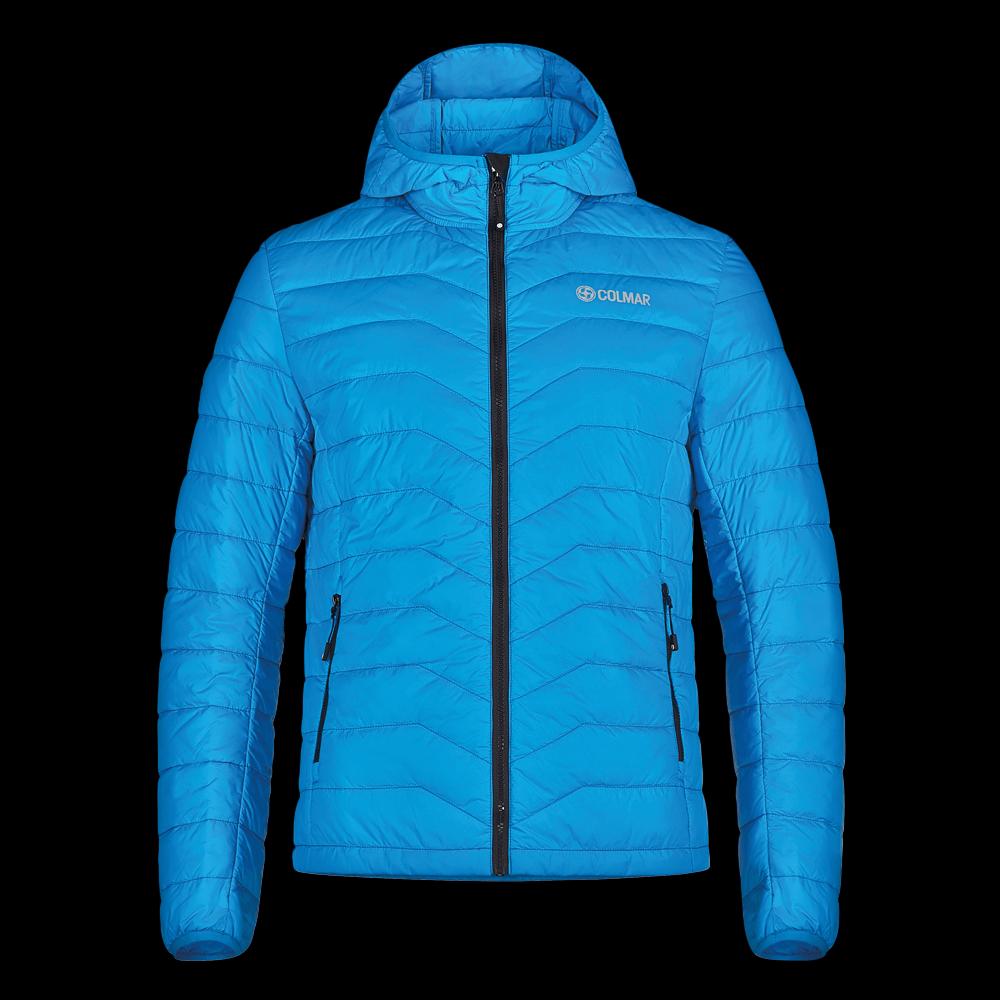 freigestellte produktfotografie mode blaue jacke für onlineshop