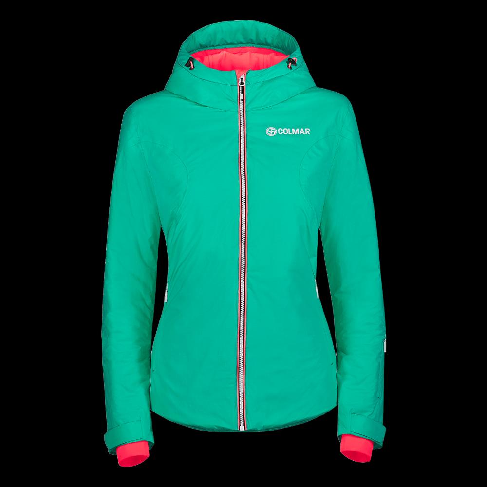 freigestellte produktfotografie mode grüne jacke für onlineshop