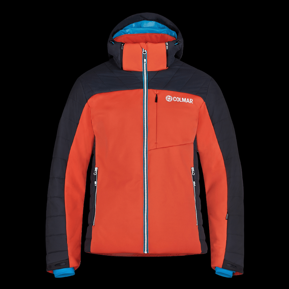 freigestellte produktfotografie mode orange jacke für onlineshop