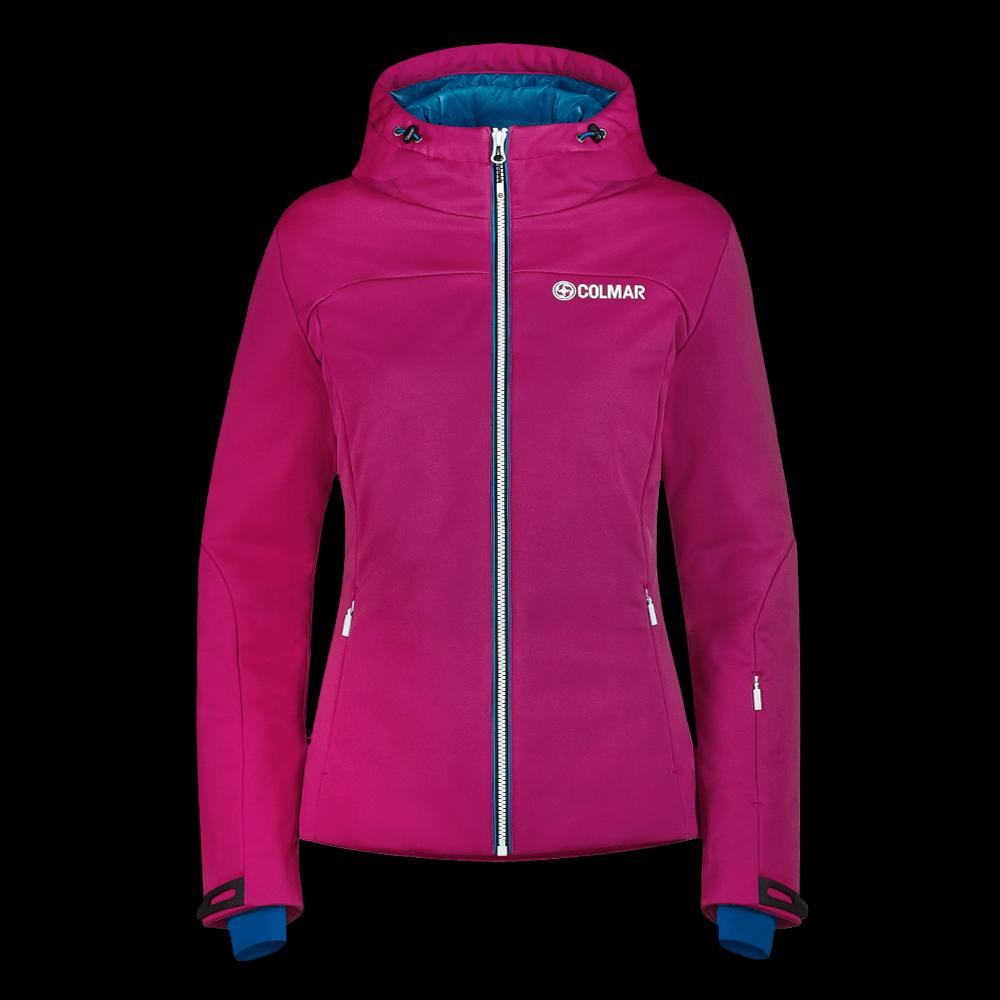 freigestellte produktfotografie mode rosa jacke für onlineshop